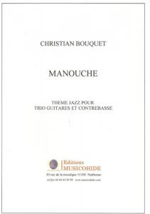 Manouche (partition conducteur)
