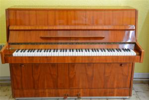 Piano droit Etude